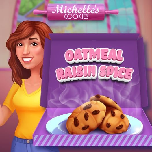These Cookies are good for your health, and these prizes are
